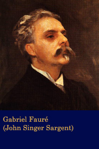 Painting of Faure by John Singer Sargent